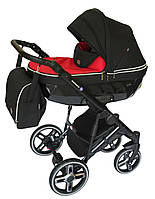 Детская универсальная коляска 2 в 1 Broco Monaco