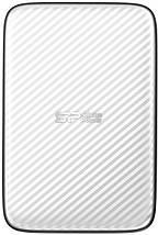 """Внешний жесткий диск 2 Тб Silicon Power Diamond D20, White, 2.5"""", USB 3.0 (SP020TBPHDD20S3W), фото 3"""