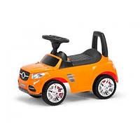 Детская машинка-каталка Colorplast 2-001 (оранжевый)