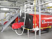 Промышленные газовые водогрейные котлы