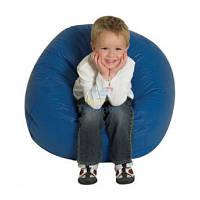 Кресло-мяч синий Тia-sport, фото 1