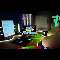 Сенсорная комната Космос с оборудованием