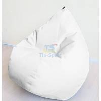 Кресло груша Оксфорд Белый, фото 1