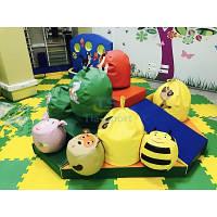 Детская игровая комната до 30 кв.м