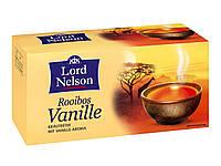 Чай ройбуш в пакетиках Lord Nelson Rooibos Vanille