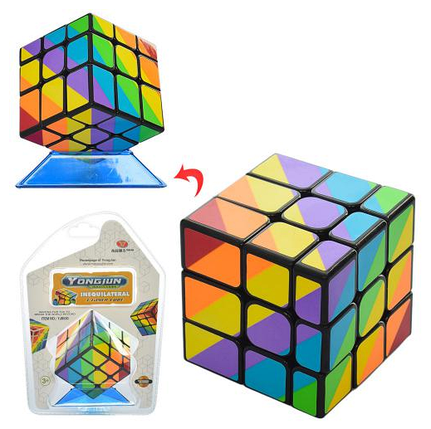 Кубик Рубика Inequilateral / Зеркальный (YJ8530), фото 2