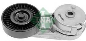 Натяжной ролик поликлинового ремня INA 534 0124 30 ALFA ROMEO, CADILLAC, CHEVROLET, FIAT, OPEL, SAAB