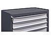 Інструментальна візок ТУ 6МС (740х440х900һ), металева тумба на колесах з висувними ящиками, фото 5