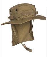 Панама с защитой для шеи MilTec Rip Stop Coyote 12326105