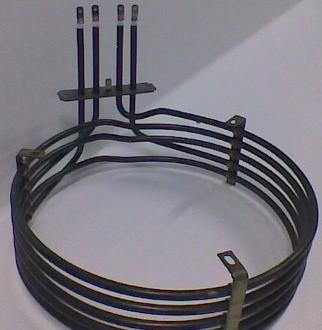 Тэн 4900 Вт RS1150, KRS032 для печей Unox XF043, XVC304, XB693, XVC604, XVC704, XV893, XV593 и др.