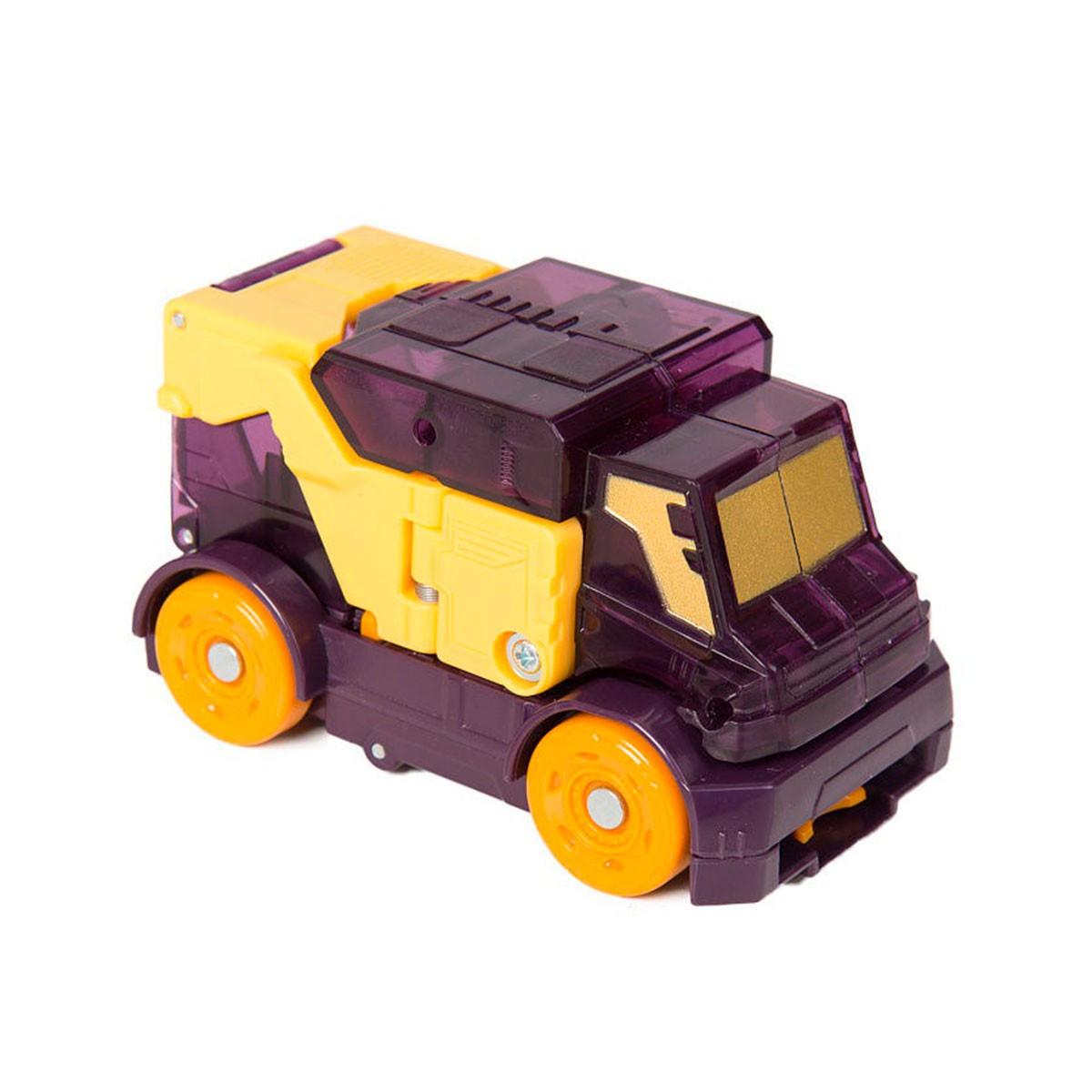 Машинка-трансформер SCREECHERS WILD! L 2 - БАТТЛТАСК EU683225