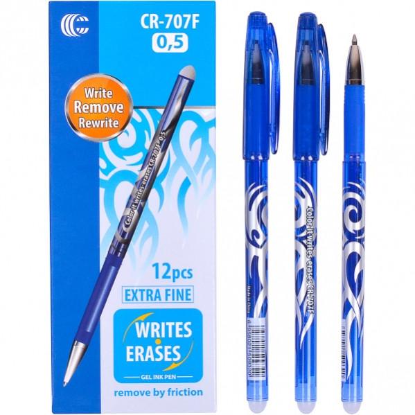 Ручка синяя   пиши -стирай  1 шт