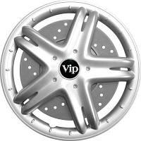 Колпаки для дисков Star VIP с диском, R13, комплект 4 шт