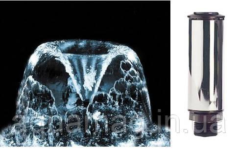 """Фонтанная насадка Messner Kelchduese 1"""" (хром), фото 2"""