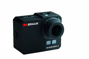 Экшен камера Braun Master II Full HD