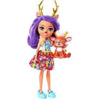 Кукла Оленица Дениса Enchantimals DVH87