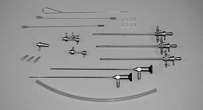 Цистоуретроскоп, смотровой большой комплект