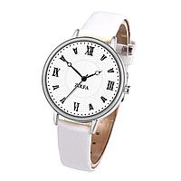 Женские наручные часы Zolfa. Ремешок белый металик   9216-3, фото 1