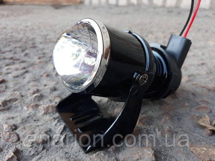Линзы для дополнительного света №2004-1. (белые)