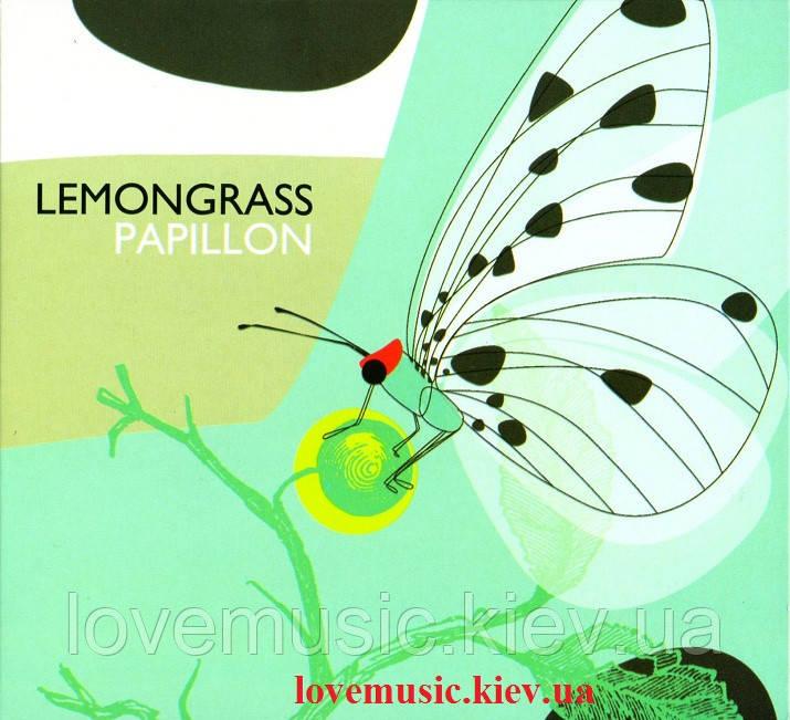 Музичний сд диск LEMONGRASS Papilon (2012) (audio cd)