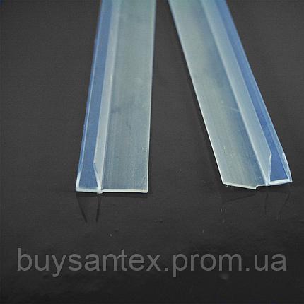 Бризговики для дверей душової кабіни (ВФ) Китай, 6 мм, фото 2