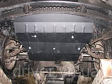 Захист двигуна BMW X3 E83 2004-2010 (двигун+радіатор)