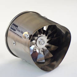 Блок нагнетания воздуха АА для горелок серии Airwood BM с батарейками