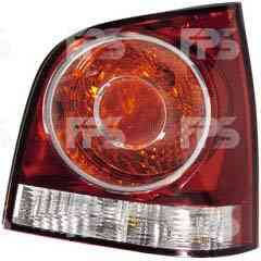Фонарь задний для Volkswagen Polo 02-05 левый (MM)