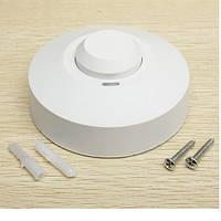 Датчик движения микроволновый для освещения СВЧ автоматический выключатель 220В