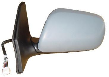 Зеркало левое электро с обогревом AVENSIS 03-06