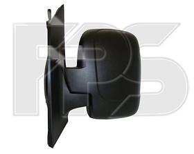 Зеркало правое электро с обогревом складывающееся SINGLE GLASS с датчиком температуры Jumpy 2007-12