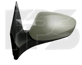 Зеркало правое электро с обогревом глянец 5pin Hyundai Accent 2011-15