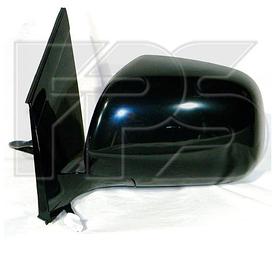 Зеркало правое электро с обогревом памятью 9pin 330/350/400 RX 2004-08