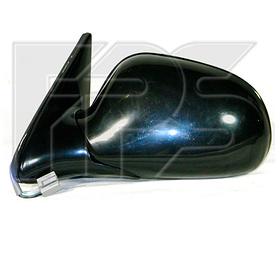 Зеркало левое электро без обогрева глянцевое 3pin 626 1992-97