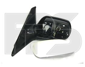 Зеркало левое электро без обогрева складывающееся грунт. 3 2004-09 SDN