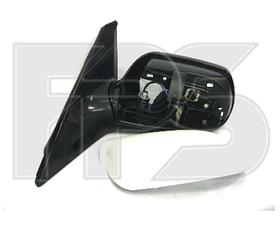 Зеркало левое электро с обогревом складывающееся грунт. 3 2004-09 SDN