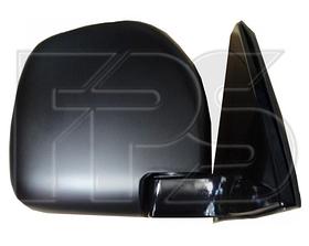 Зеркало левое электро с обогревом Pajero 2003-07