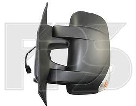 Зеркало правое механическое без обогрева 2pin с указателем поворота без подсветки Master 2010-