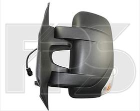Зеркало правое электро с обогревом 9pin с указателем поворота без подсветки с датчиком температуры Master 2010-