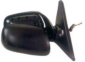 Зеркало лев. эл. с обогр. выпукл. 5 PIN Toyota Avensis 1997-00