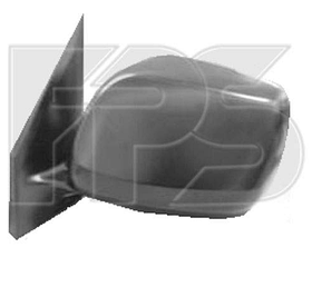 Зеркало лев. эл. без обогр. склад. глянец выпукл. 7PIN Toyota Land Cruiser 2007-15