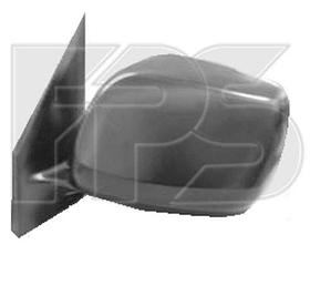 Зеркало лев. эл. без обогр. глянец выпукл. 5PIN Toyota Land Cruiser 2007-15