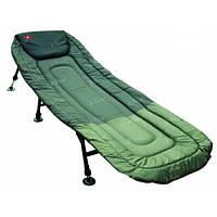 Раскладушка Carp Zoom Comfort Bedchair 213*78*28 6ножек 9,6кг CZ0710