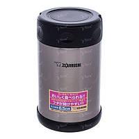 Пищевой термоконтейнер Zojirushi 0.5л SW-EAE50XA серебро
