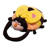Мягкая игрушка Aurora Пчела-сумка 28 см (5A077A)