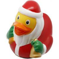 Игрушка для ванной LiLaLu Дед Мороз утка (L1846)