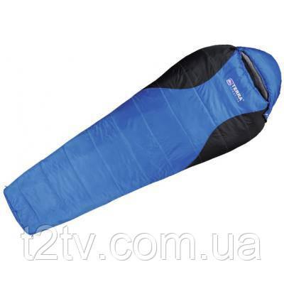 Спальний мішок Terra Incognita Pharaon EVO 300 L blue (4823081501855)