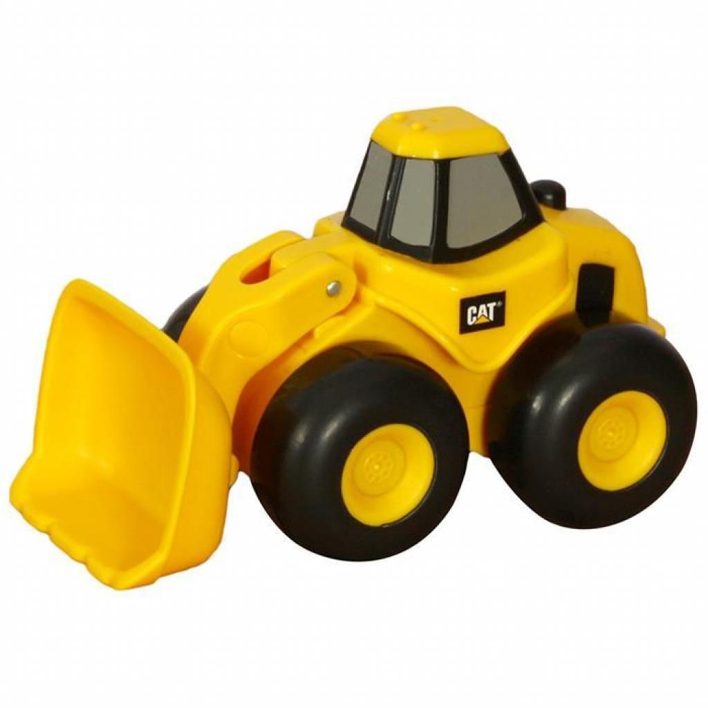 Спецтехника Toy State CAT Экскаватор 12 см (80193)