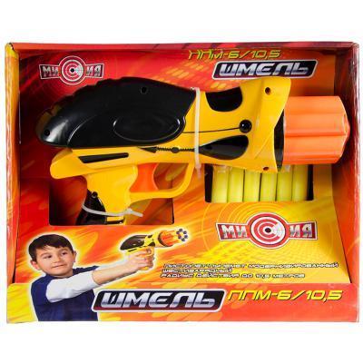 Игрушечное оружие Mission Target Шмель (WG102613)