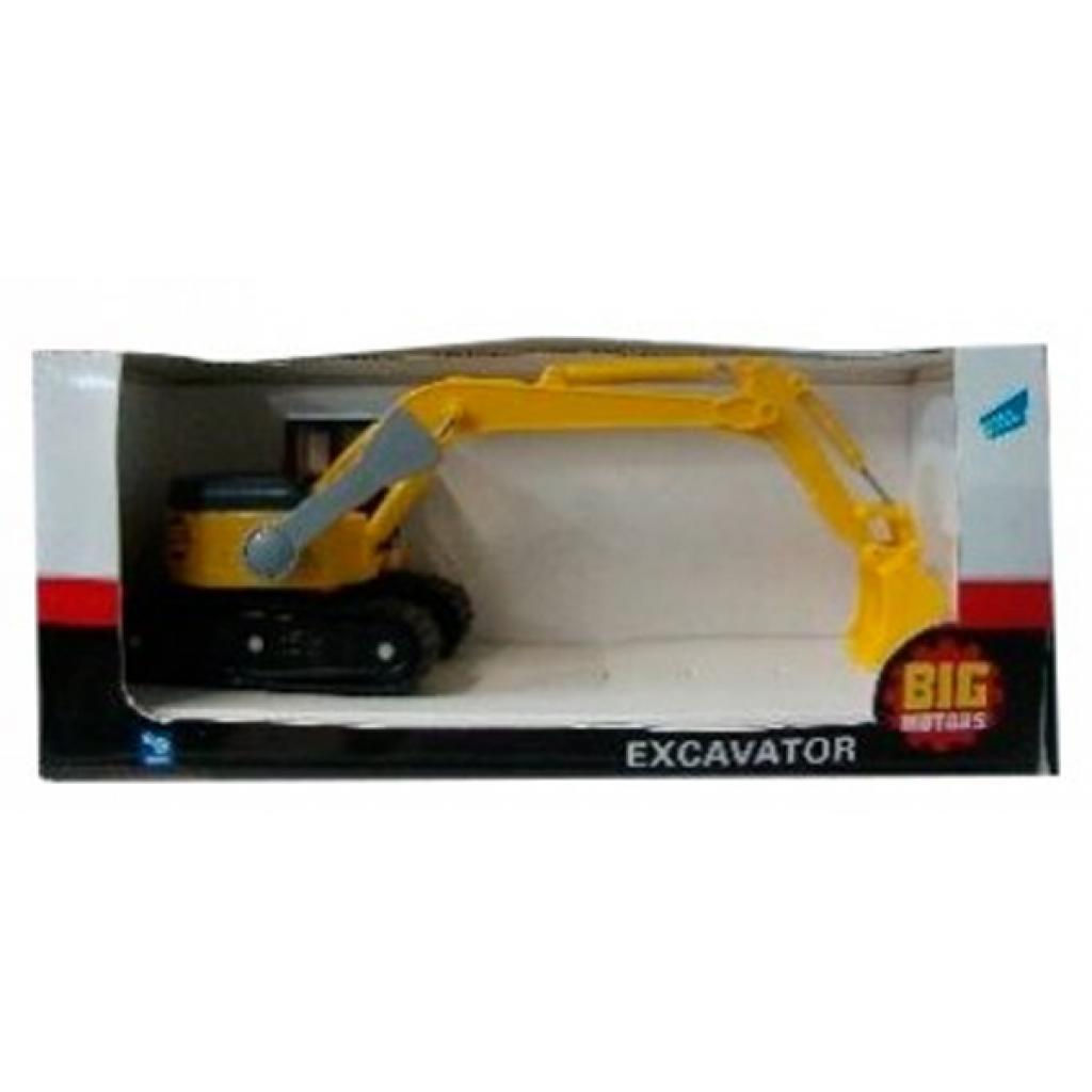 Спецтехника Big Motors Строительная машина Мини-экскаватор (32502)